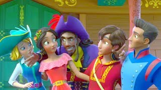 Елена – принцесса Авалора, 1 сезон 24 эпизод - мультфильм Disney для детей