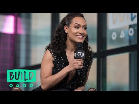 Grace Byers Stops By To Discuss Her Book,