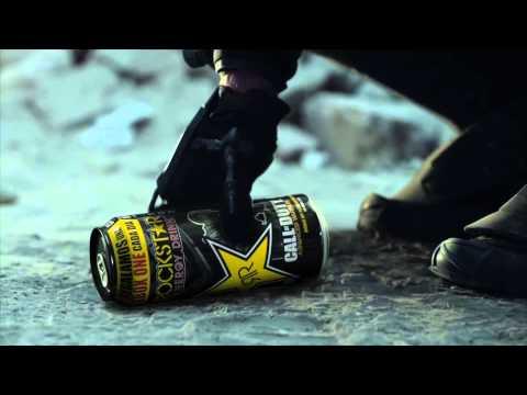 Call Of Duty - Rockstar Energy Drink