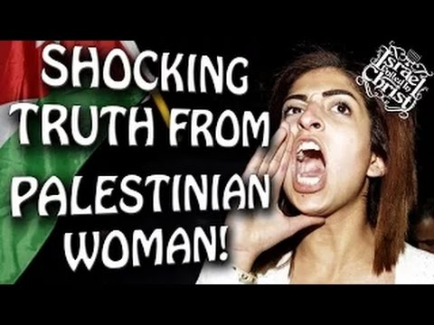 The Israelites: SHOCKING TRUTH from Palestinian Woman!!!!