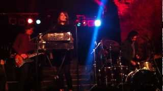 ANDREA SCHROEDER - Where the Wild Oceans End [new song] (2013.04.04 München)