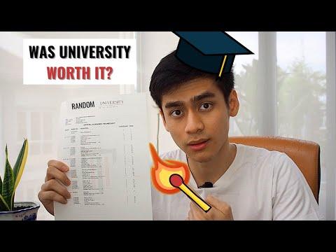 Is University Worth It In 2020? (My Experience in Law School)