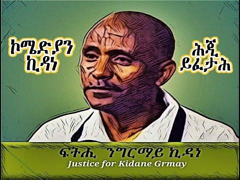 ፍትሒ ንኪዳነ ግርማይ፡ #AlenaHlenatv #Eritrea #News #Politics