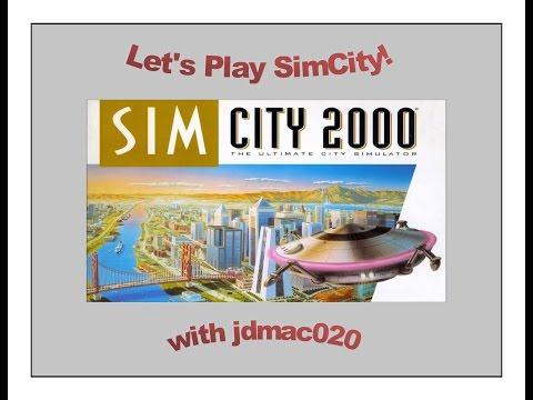 SimCity 2000 Let's Play -- S1E3 10k Population & Tornado!