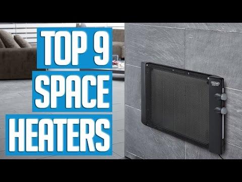 9 Best Space Heaters 2017