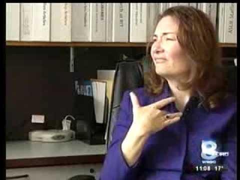 RIT on TV:  Fake Interpreter in S Africa - WROC