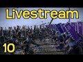 ⚔️The Battle For The Japanese Sea!⚔️ (MP H2H) - Total War: Shogun 2 #10 - Livestream