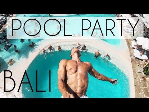 Epic Seminyak Bali Pool Party Mrs Sippy Bali