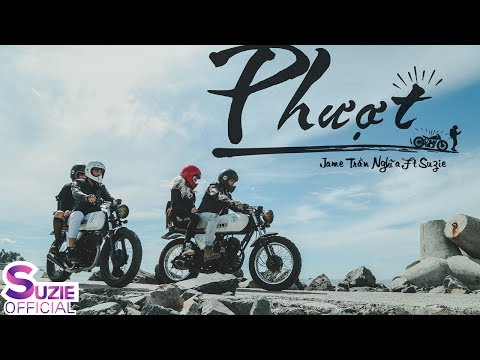 Phượt - Suzie ft James Trần Nghĩa | TEASER MUSIC VIDEO 4K | Suzie Official
