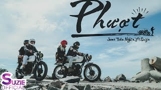 Phượt - Suzie ft James Trần Nghĩa | TEASER MUSIC VIDEO 4K | Suzie Official