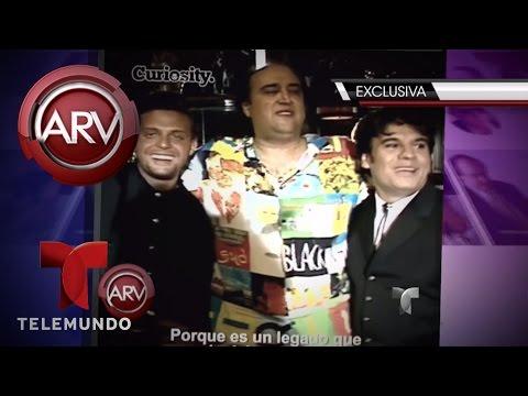 La amistad especial entre Juan Gabriel y Jes�s L�pez   Al Rojo Vivo   Telemundo