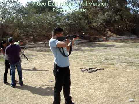 campo de tiro al blanco deportista