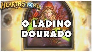 HEARTHSTONE - O LADINO DOURADO! (STANDARD TEMPO ROGUE)