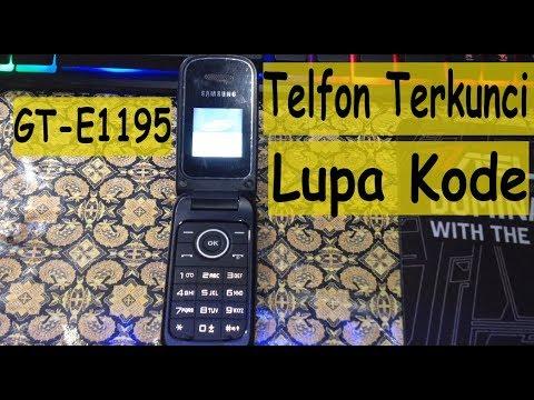 Samsung E1195 Video Clips