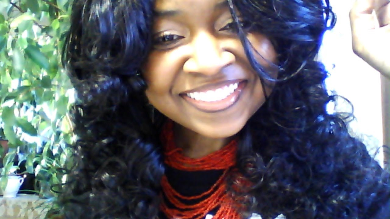 The SPIRITUALITY of BLACK HAIR-WEAVE! Vicki Dillard