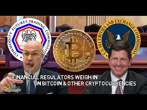 Financial Regulators Weigh In On Bitcoin Today