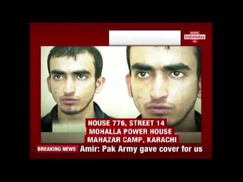 Confessions Of LeT Terrorist Arrested In J&K Nails Pak Terror | India Today Exclusive