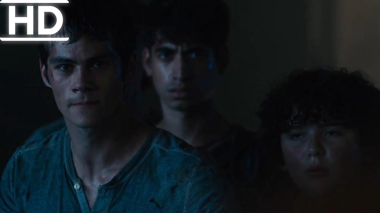 Labirent: Ölümcül Kaçış | Labirentten Kaçış Son Sahne | Film Klipleri