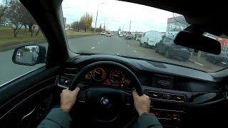 2011 BMW 523i POV TEST DRIVE