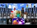 Monster School : SEASON 2 ALL SUPER EPIC EPISODE - Minecraft Animation
