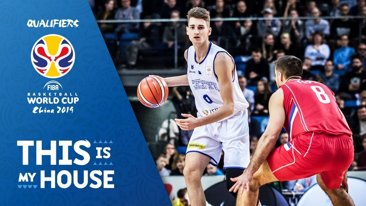 Estonia v Serbia - Full Game - FIBA Basketball World Cup 2019