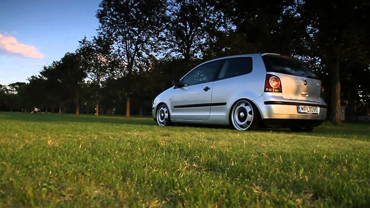Volkswagen polo 9n t5 wheels - YouTube