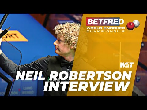 Neil Robertson Storms To 10-3 Win Over Liang Wenbo | 2021  World Championship