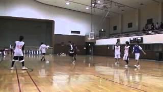 バスケット【後半戦】DUST vs ビジカルク