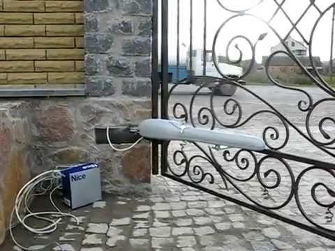 Автоматика для распашных ворот wingo 2024