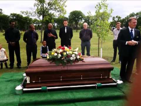 mom funeral pics goodbye video youtube