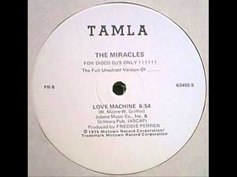 The Miracles - Love Machine