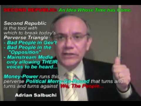 Salbuchi - Second Republic Project - Pillar 1 - THE SOVEREIGN STATE (Part 2 of 2)