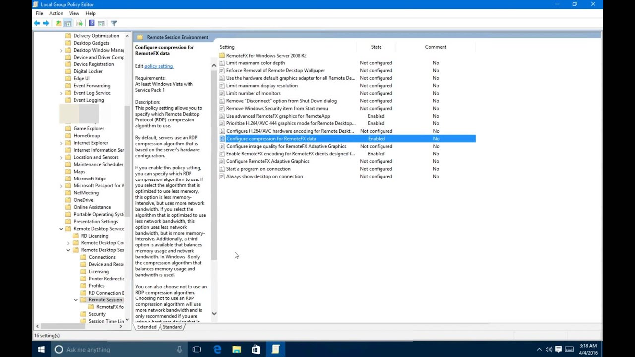 Optimize Windows RDP for Everyday Use