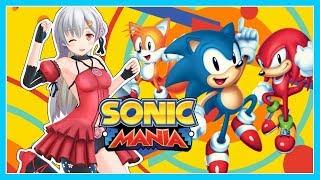 【ソニックマニア】げきよわSonic Mania【アイドル部】