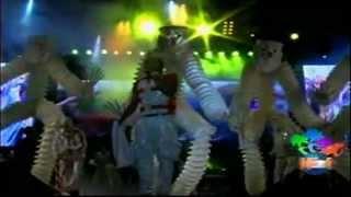 Soca Monarch Finals 2013 - Machel Montano - The Fog
