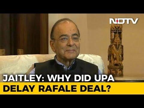 "Congress' Allegations On Rafale Pricing ""Factually False"": Arun Jaitley"