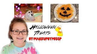 DIY Halloween Snacks| Saturday Thumbnail