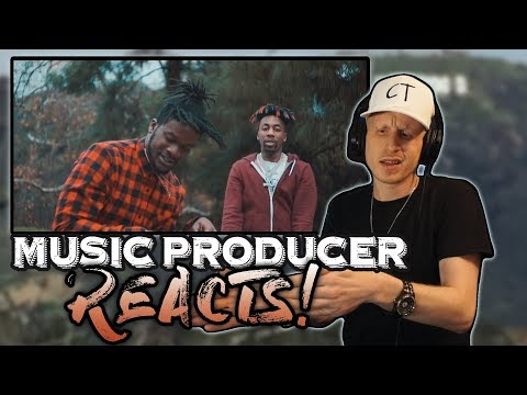 Music Producer Reacts to Scru Face Jean x Dax - DREAM CHASER
