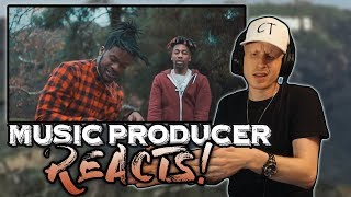 Music Producer Reacts to Scru Face Jean x Dax - DREAM CHASER!!