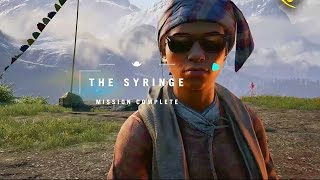 FC4 The Syringe mission Far Cry 4 gameplay the Himalayas Pralaya Giri