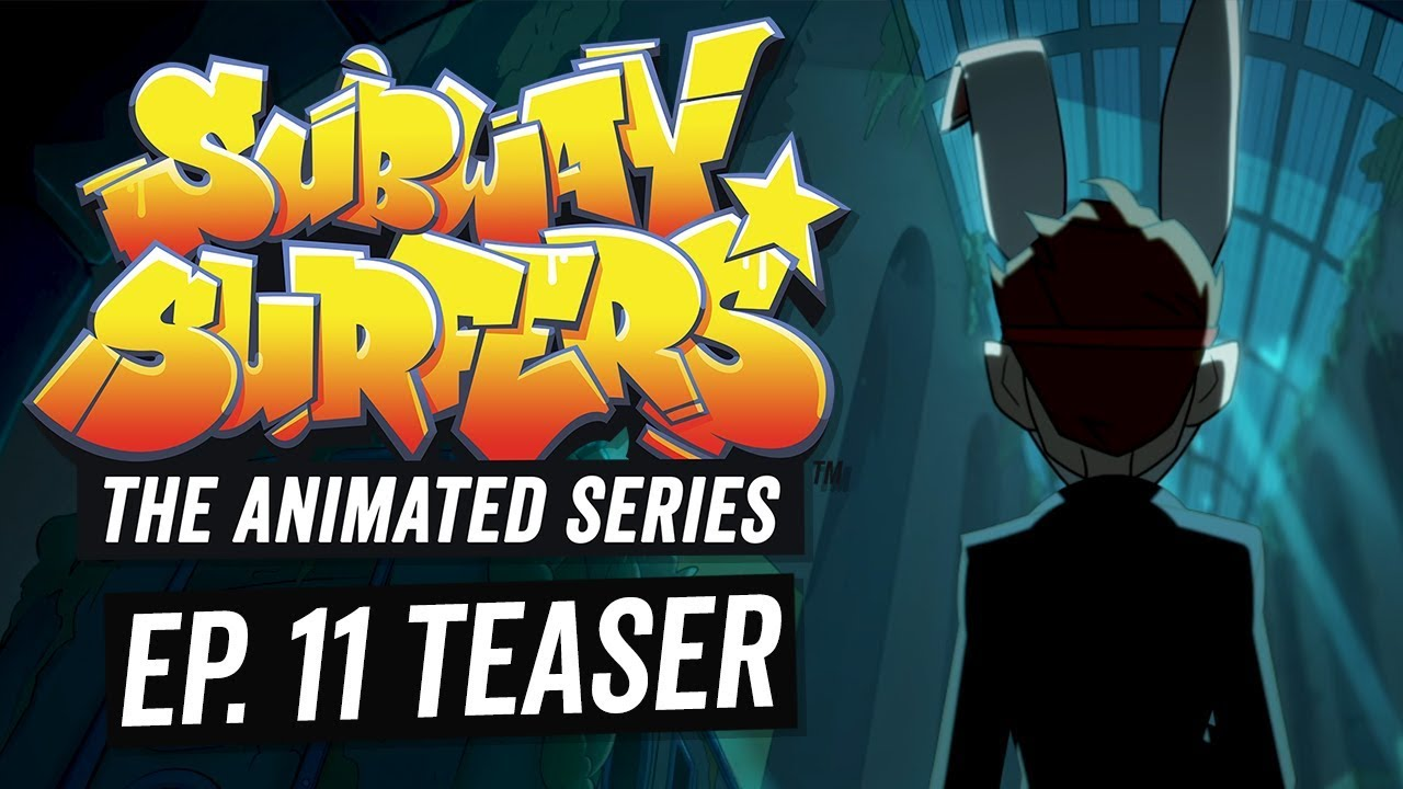 Teaser | Subway Surfers The Animated Series | Episode 11
