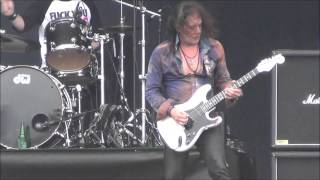 Jake E. Lee's Red Dragon Cartel - Bark At The Moon Live @ Sweden Rock Festival 2014