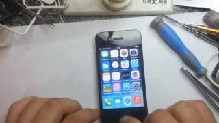 Iphone 4 Final repair(Apple iPhone 4S 64Gb http://goo.gl/xWQuVd Финальная сборка айфона 4 , подготовка к продаже Устранение косяков ,подтирание..., 2015-04-12T15:49:54.000Z)