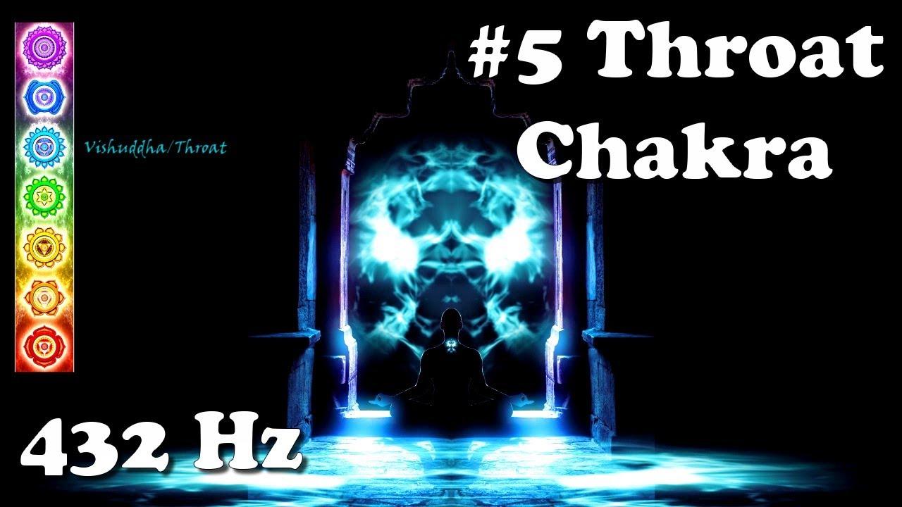 Ultimate Chakra – #5 Throat/Vishuddha (432 Hz – Tuning, Balancing)