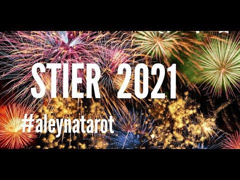 🌸STIER 2021 Jahreslegung🥰Ein