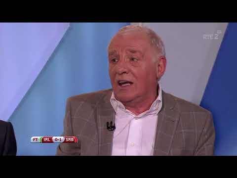 Eamon Dunphy if Tony Pulis sees this he won't sleep tonight