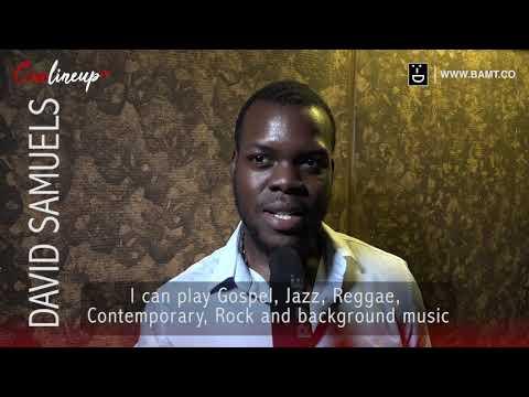 David Samuels Profile Video - CueLineUp.com