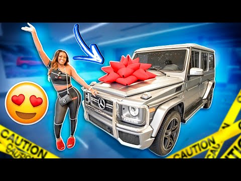 SURPRISING MY FAMILY WITH A NEW CAR!!!❤️