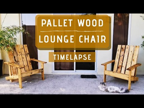 diy-pallet-wood-lounge-chair-|-pallet-chair-|-timelapse-build