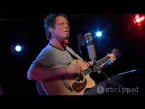 Chris Cornell - Like a Stone (unplugged)
